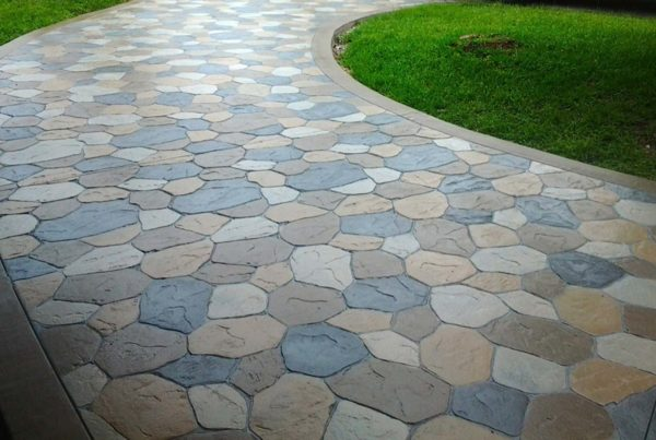 Decorative-Driveway-Las-Vegas by Sunstate Companies of Las Vegas