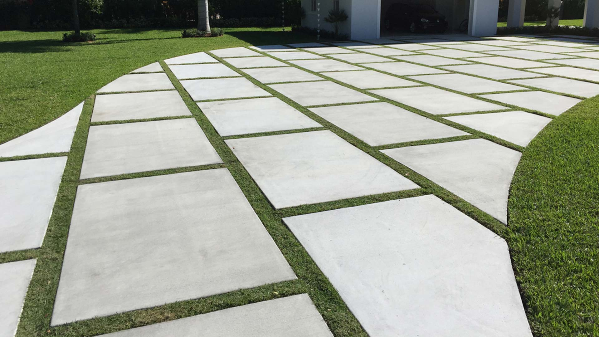 Concrete Slabs For Your Landscape