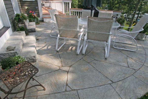 Decorative Concrete For Patios by Sunstate Companies of Las Vegas