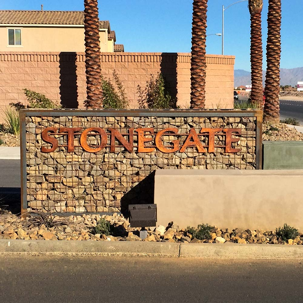 Sunstate Companies of Las Vegas, Henderson, and Boulder City Nevada presents completed projects from around the valley. Landscape   Maintanance   Concrete   Tree Management   Tree Trimming   Tree Removal   SWPPP   Design   Landcape Elements   Outdoor Elements   Lightscape Lighting   Native Restoration   Sunstate Studios   Trucking   Hauling   Amenities   Construction   Outdoor Kitchens   Playground   Patio Covers   BBQ   Fire Features   Pizza Ovens   Water Features   Fountains   Ponds   Water Falls   Splash Pads   Parks   Benches   Trash   Decorative Concrete Elements   Decorative Walls   Monument Signs   Soil Tec   Native Restoration