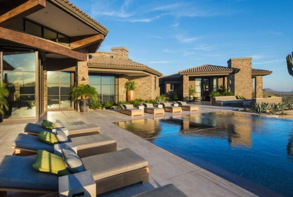 Gorgeous Desert Patios by Sunstate Companies of Las Vegas