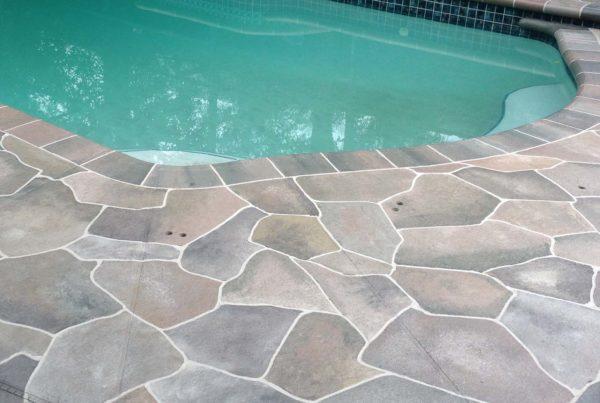 Decorative Concrete by Sunstate Companies of Las Vegas