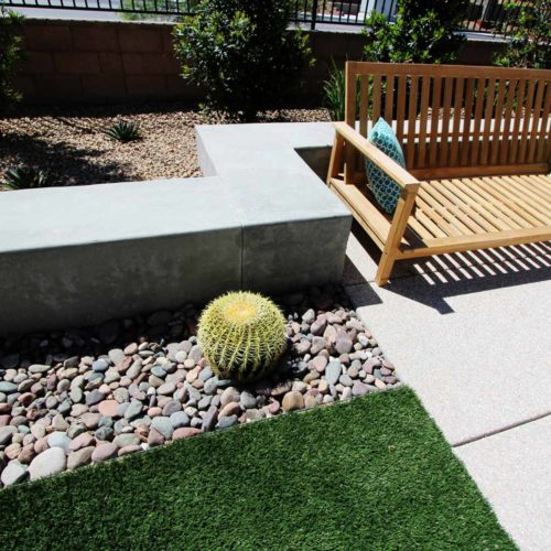 The Canyons - Landscape Project by Sunstate Companies of Las Vegas